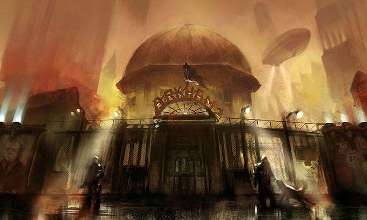 Arkham City from Batman: Arkham City
