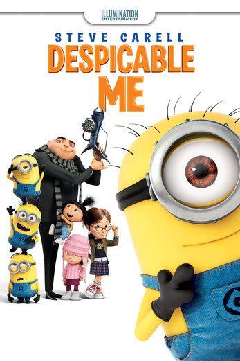 Despicable Me - Chris Renaud & Pierre Coffin | Kids &...: Despicable Me - Chris Renaud & Pierre Coffin | Kids & Family… #KidsampFamily