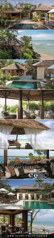 Four Seasons Resort Bali at Jimbaran Bay (Jimbaran, Indonesia)