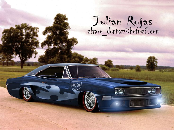 1969 charger wallpaper  Dodge Charger 1969 Tuning  Fondos de