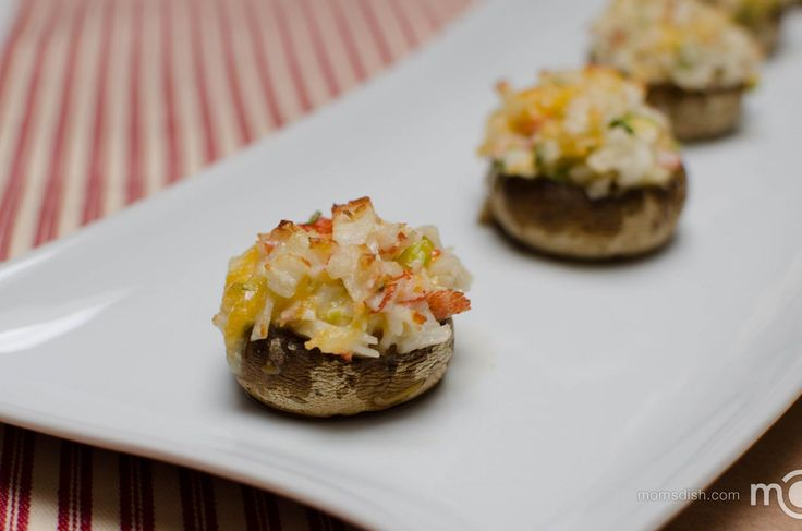 Updated May 29, 2013 Ive tried several different recipes for stuffed mushrooms in the past, this one in particular has stuck around with me for many years. This recipe has earned much compliments throughout the years. As a matter of a fact, this is the exact recipe that made me like mushrooms in the first place.