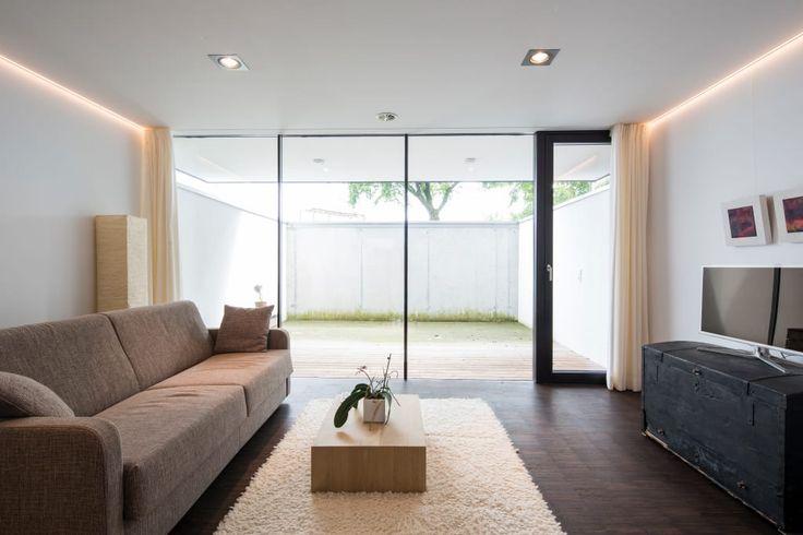 Parcourez les images de Salle de sport de style de style Moderne de schroetter-lenzi Architekten. Inspirez-vous des plus belles photos pour créer votre maison de rêve.