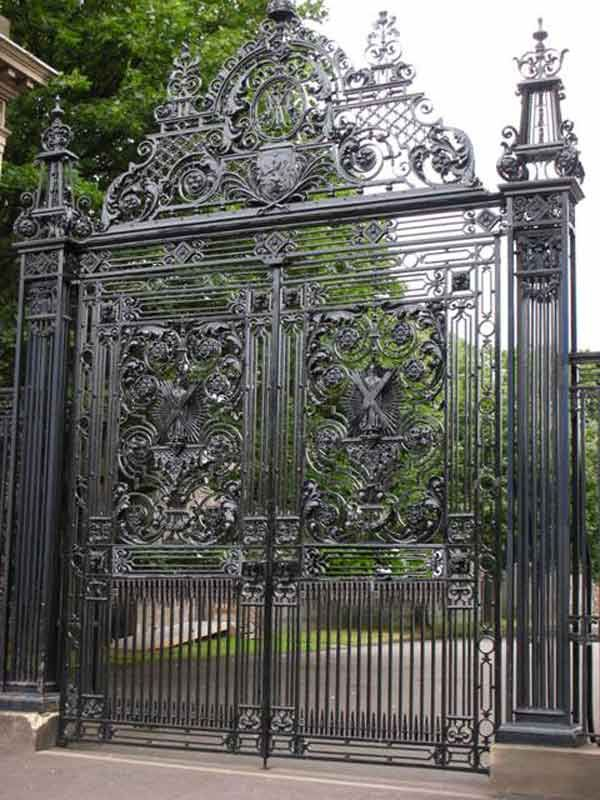 25 Best Ideas About Entry Gates On Pinterest Driveway