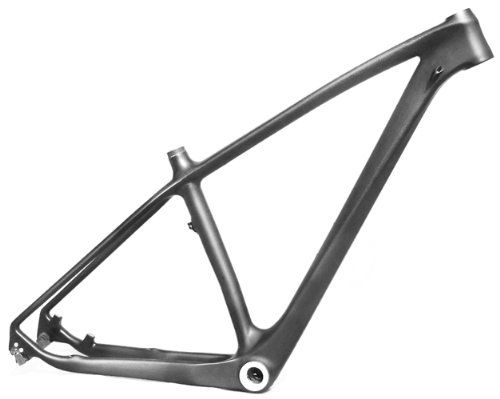 Mountain Bike Frames - Full Carbon Mountain Bike MTB 29 Wheel BSA Frame 19 * Details can be found by clicking on the image.