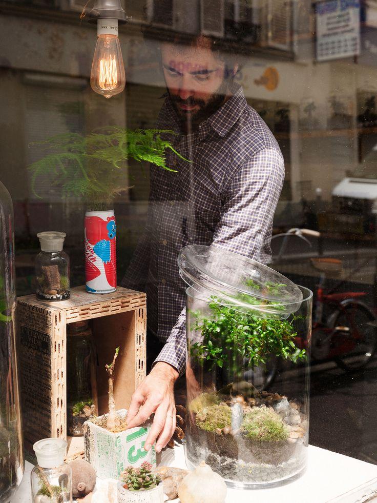 Schön Maak Je Huis Groener Met Een Terrarium Van Noam Levy. #Exposé 07: En