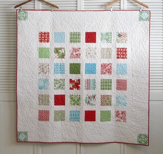 17 Best Images About Charm Square Quilt Ideas On Pinterest