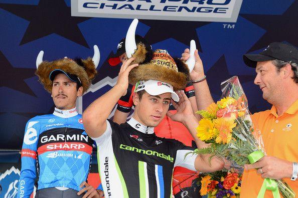 Peter Sagan - USA Pro Cycling Challenge: Day 2