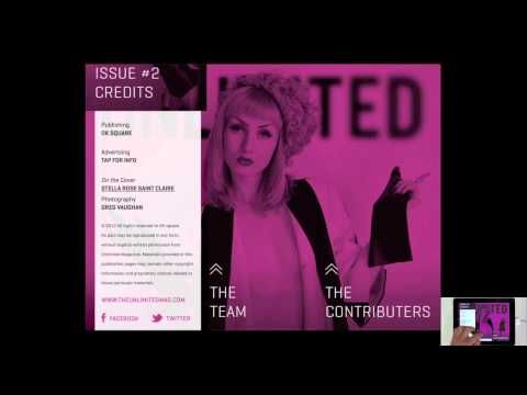 Create interactive magazine: First watch this brilliant example   Mag+