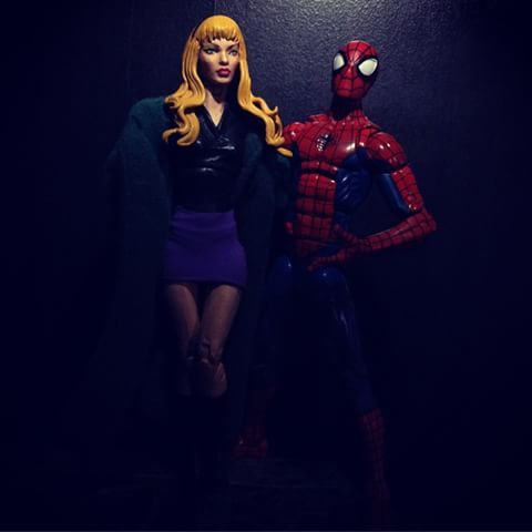 My work in progress Gwen Stacy #marvel #marveltoys #marveltoys #marvelcomics #marvellegends #marveltoypictures #gwenstacy #spiderman #theamazingspiderman #actionfigure #customtoys #custom #customactionfigure #actionfigure #toys #toycommunity