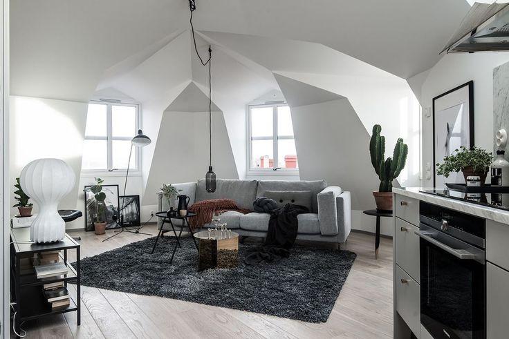 Inspiring Living Room from CocoLapine.com