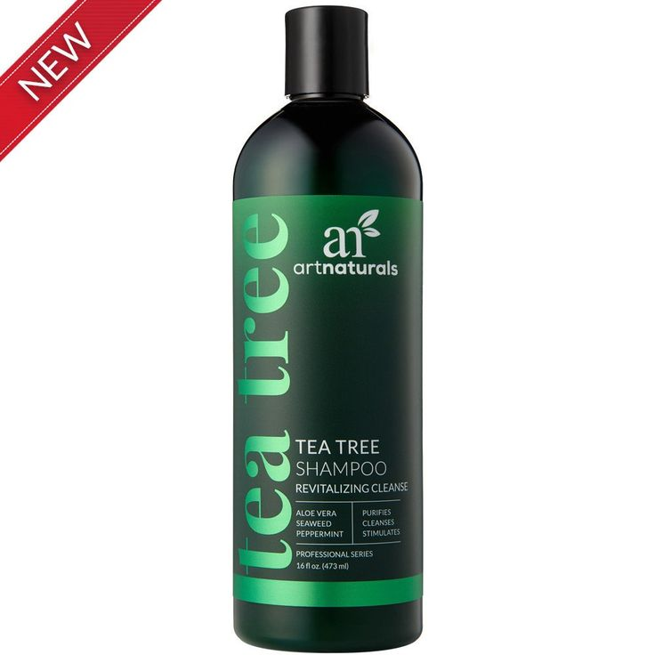 artnaturals® Tea Tree Shampoo