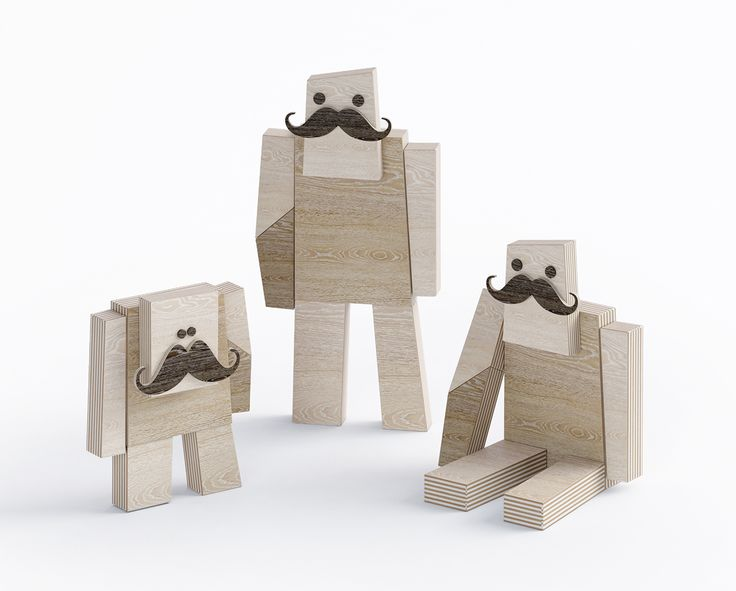 MEAalternativa - WOODSTACHES