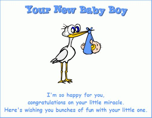 newborn quotes for baby boy | New Baby Boy Picture - ClipeArt Photo #21927
