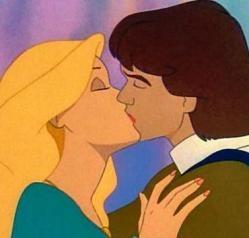 La Princesa Odette y el Príncipe Derek