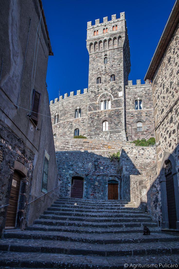 Torre Alfina, Latium, Italy Lazio