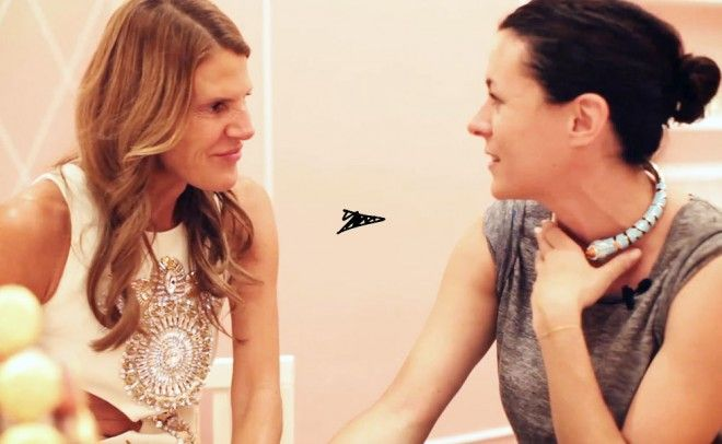 Pardon My French/Anna Dello Russo - Fast meeting with Anna Dello Russo, who was presenting her collection for H