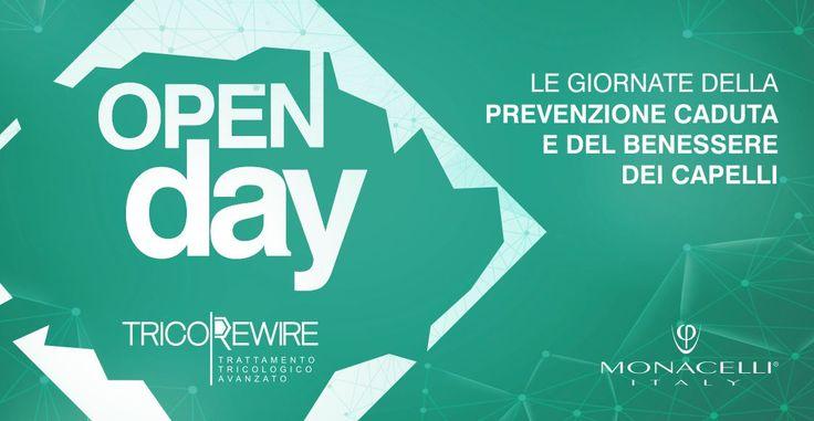 OPEN DAY TricoRewire - Centro estetico Roma - Dimensione Bellezza