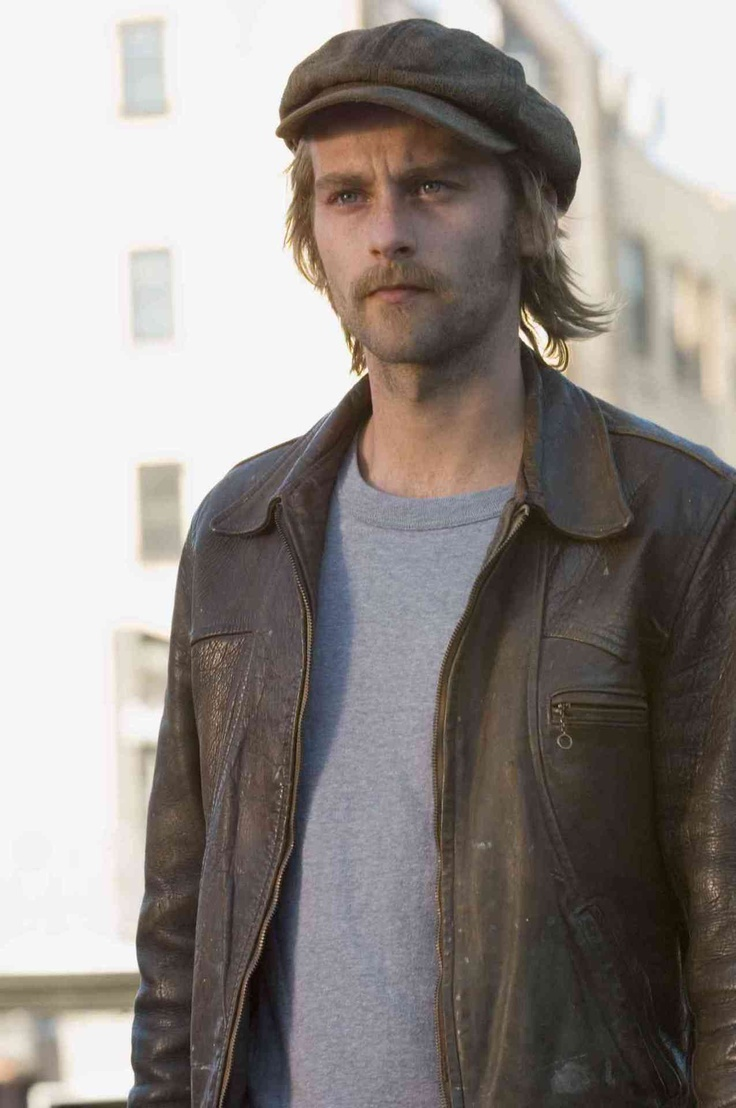 Joe Anderson from Across The Universe. The closest actor I think that could ever play Kurt Cobain. He has his look.