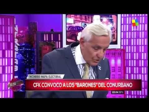 """Rosendo Fraga: """"Cristina es rechazada a nivel nacional, pero no en Gran ..."""