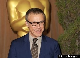 Christoph Waltz Oscar - Best Supporting Actor for Django Unchained.