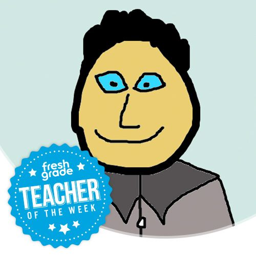 Congrats KANE MAYHEW of St. Monica's   Primary School in Wodonga, Australia!  You are #teamFreshGrade Teacher of the Week!  With 373 session using FreshGrade, Kane is setting the standard in the land down under. Remarkable teachers, like Kane, are all around us - using FreshGrade in different ways to improve student outcomes and drive education forward.  Thank you, Kane!  https://www.freshgrade.com/teacher-week/