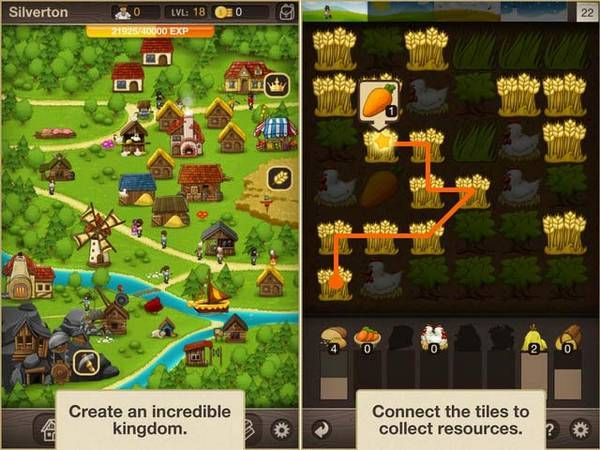 Puzzle Game Puzzle Craft for iPhone and iPad