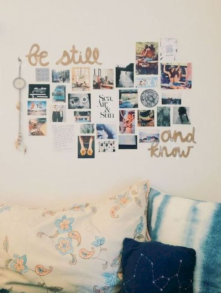 Cool 80 Cute DIY Dorm Room Decorating Ideas on a Budget https://homevialand.com/2017/06/23/80-cute-diy-dorm-room-decorating-ideas-budget/