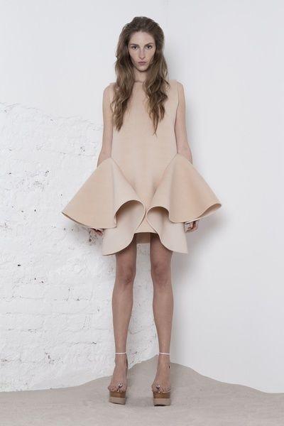 www.store.odivi.cz ODIVI solid dress SS14