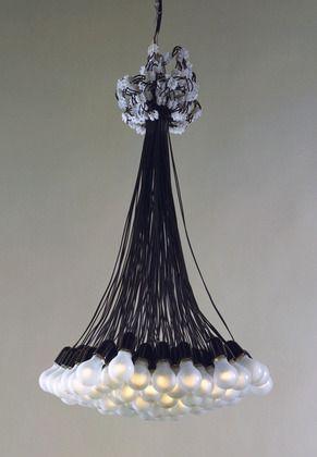 85 Lamps Lighting Fixture  Rody Graumans