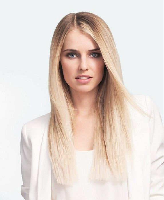 Indola Long Blonde Hairstyles