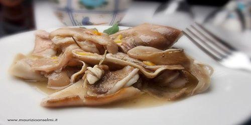 Ndocca ndocca ricetta per il maiale lessato abruzzese