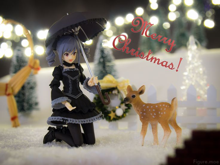 Ranko is spreading the Christmas spirits; Merry Christmas!