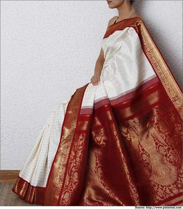 9 Stunning Kanjivaram Sarees - Designer, Silk, Bridal, Wedding Sarees