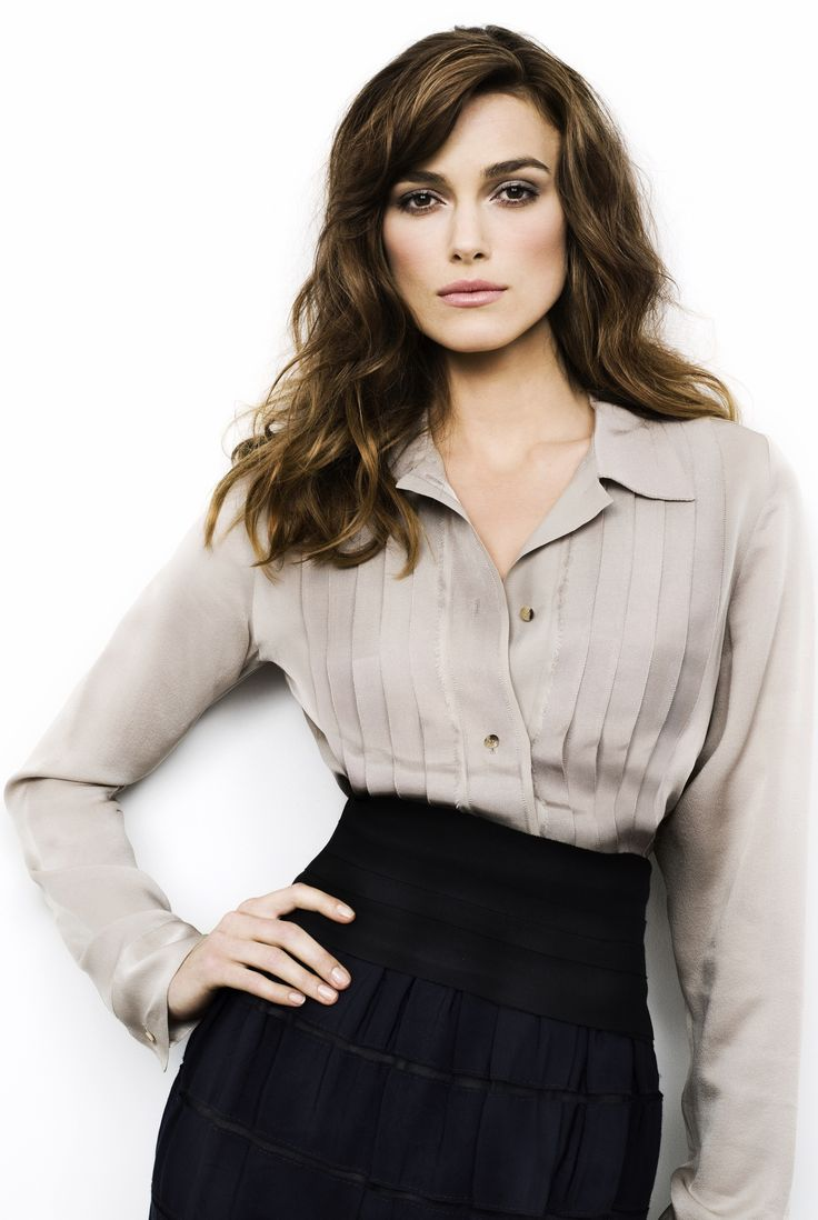 Keira Knightley - stunningly beautiful, by all accounts very down to earth, understated and refuses to court the celebrity circus no matter how much they want her to join. Love her.