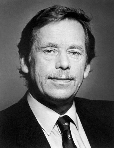 Václav Havel died 3 years ago. We miss you so much. #Czechrepublic