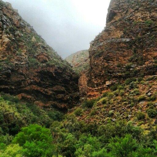 Meiringspoort, De Rust, South Africa