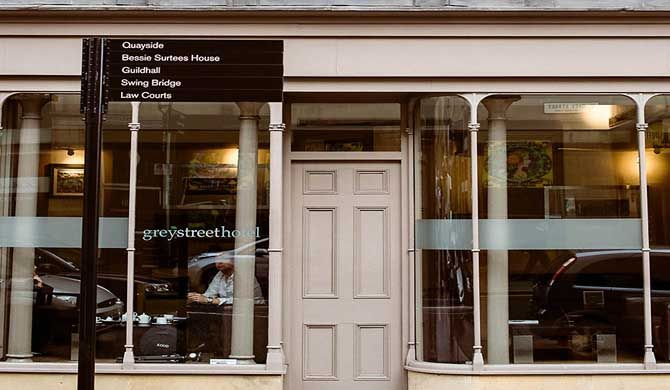 """Grey Street Hotel Grey Street Hotel is situated at the heart of Newcastle City Centre, on Grey Street, """"the most beautiful street in England"""" (Pulitzer Prize-winning author Jane Smiley of the New York... #Hotel  #Travel #Backpackers #Accommodation #Budget"""