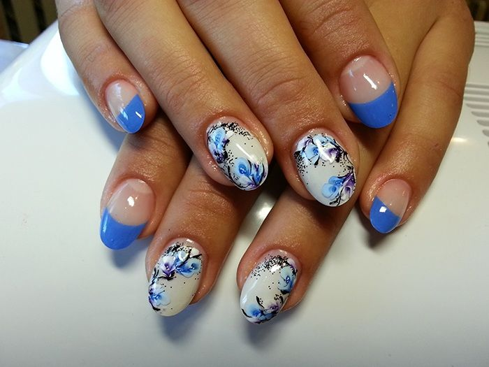 Beautiful nails,beautiful people