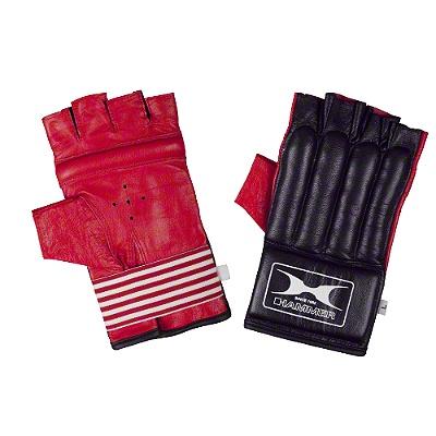 Hammer® Sandsackhandschuhe mit offenen Fingern