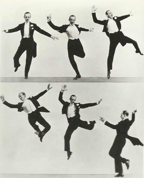 Speaking of Fred Astaire, I am taking some dance lessons (possibly next month) with the Fred Astaire Dance Studio :-)