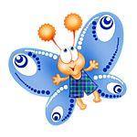Butterfly Cutie