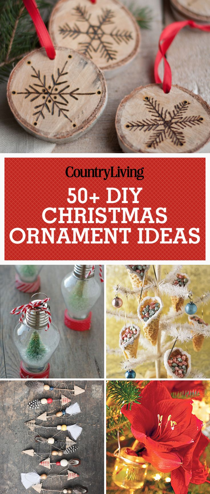 17 best images about christmas decorations crafts on Country christmas gifts to make