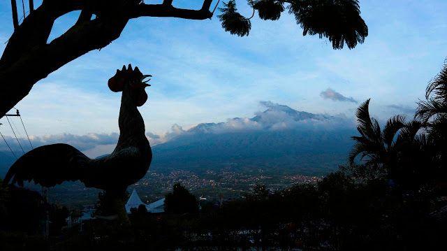 Gunung Arjuna (Foto: Tim Jelajah Gizi 2017)     Hanya dua hal yang paling dikenang di akhir perjalanan