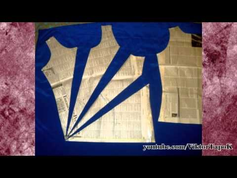 How to Make a simple Top with pleats