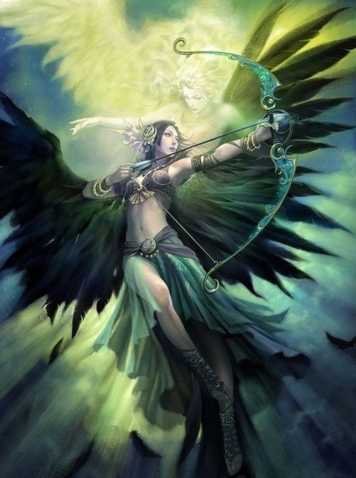 female angel warrior pictures - photo #30