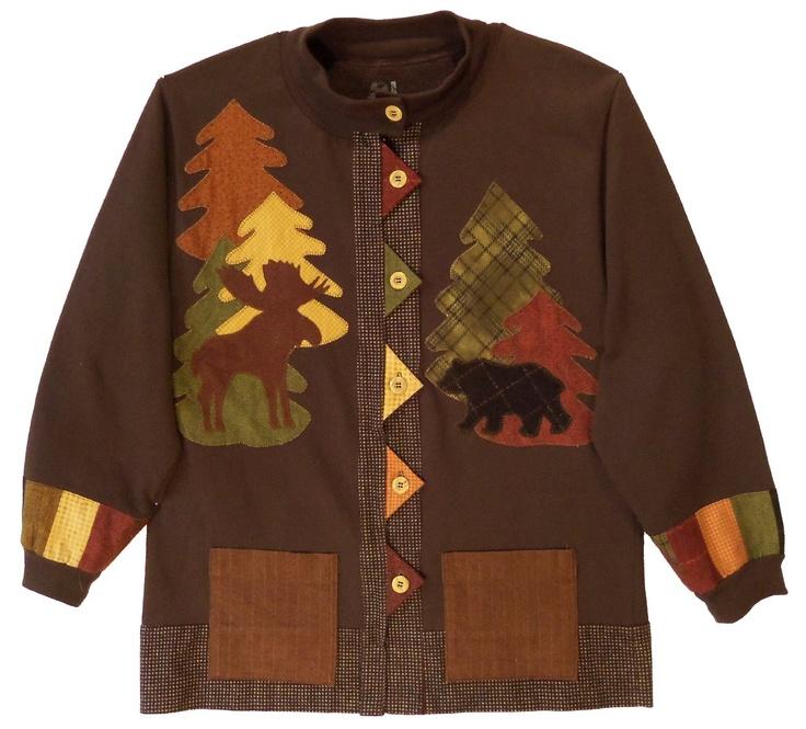 Amazon.com: North Country Sweatshirt Jackets - Pattern: Arts, Crafts & Sewing