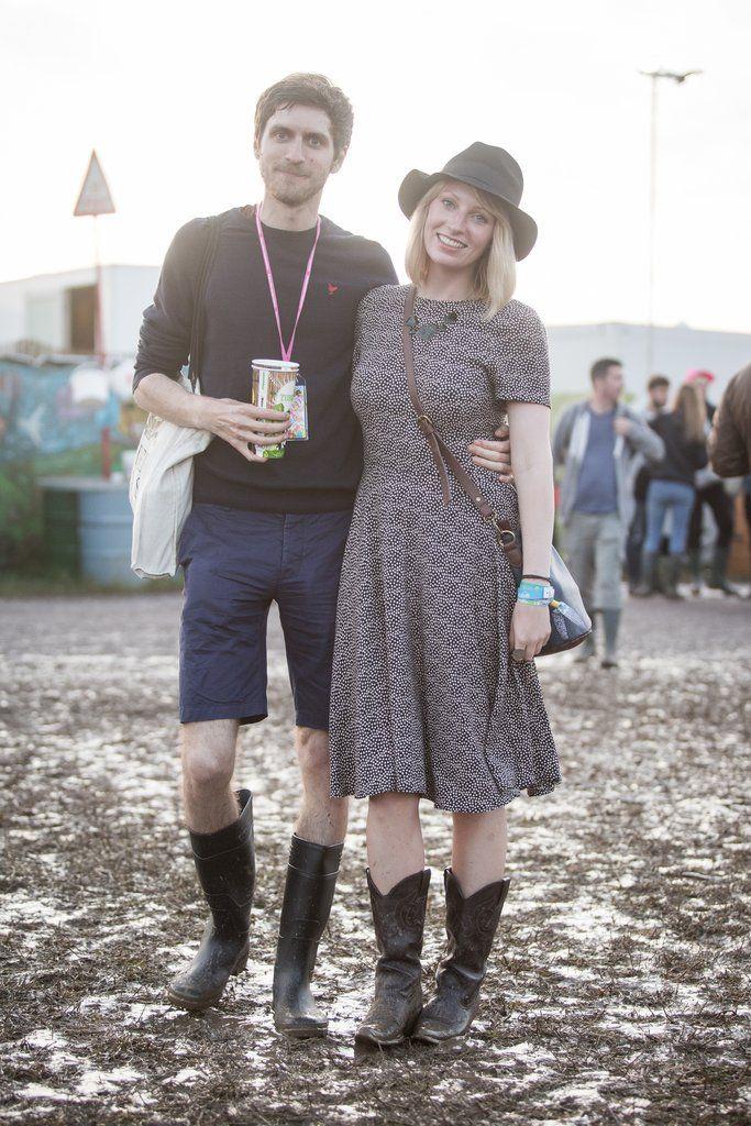 Glastonbury 2015 Street Style