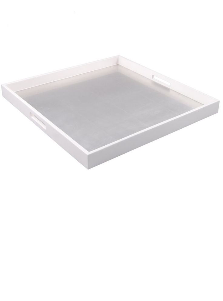 28 Best White Trays Images On Pinterest Breakfast Tray Coffee Table Tray And Ottoman Tray