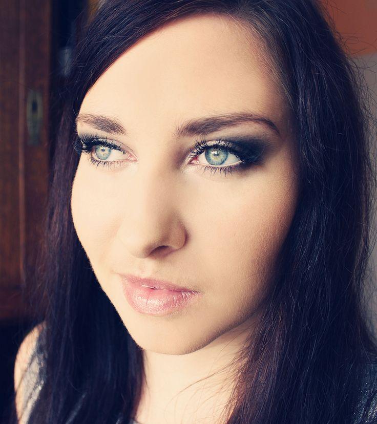 Makijaż na specjalną okazję dla Gosi - Karolina Kałyszewska (atelierum.pl)