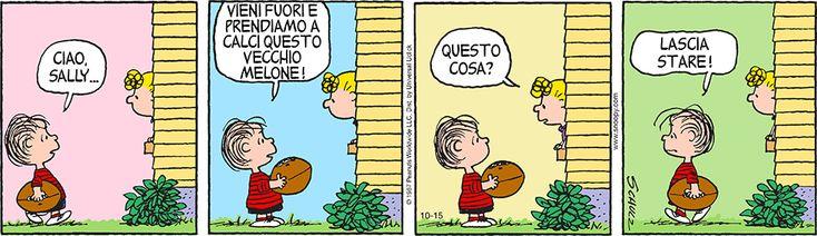 Peanuts - Lascia Stare